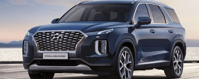 Sales of flagship Hyundai Palisade crossover will start in Russia