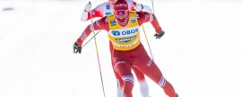 Russian skier Bolshunov takes fourth place in sprint at world championships