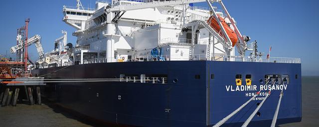 Владелец построенных для НОВАТЭКа танкеров попал под санкции США
