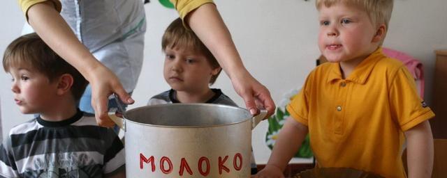 Ярославских детсадовцев кормили творогом с растительным стеролом