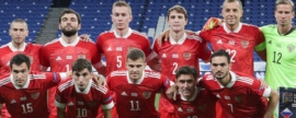 Russian national team dropped to 34 line in FIFA ranking