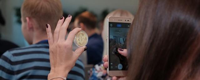 Участница наркобанды «отмыла» через биткоины 1 млн рублей