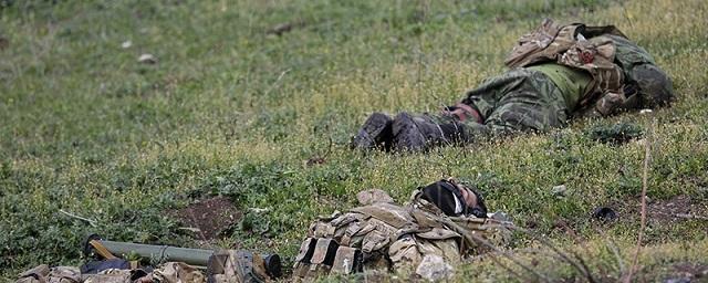 В Нагорном Карабахе в окружении оказались военные из Украины