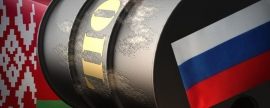 Russia and Belarus negotiate on oil and gas supplies