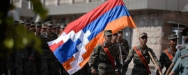 France proposed recognition of Nagorno-Karabakh republic