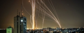 2,900 rockets fired from Gaza strip into Israel