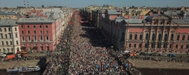 «Immortal regiment» procession in St. Petersburg will take place on May 9