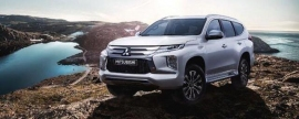 Mitsubishi shares specs of updated Pajero Sport for Russia