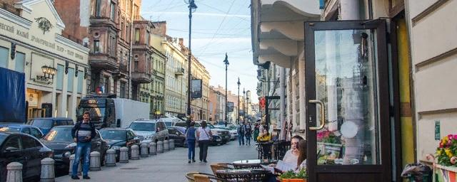 About thousand restaurants can stop work in St. Petersburg due to coronavirus