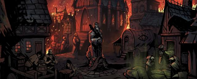 Компания Red Hook Studios анонсировала игру Darkest Dungeon II