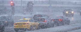 Freezing rain to fall in Moscow on Thursday