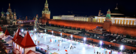 Skating rinks with artificial ice start working in Moscow on November 27