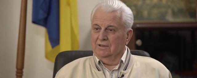 Первый президент Украины порекомендовал Зеленскому снять блокаду Крыма