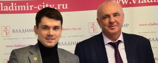 Андрей Шохин поздравил владимирских гимнастов с успехом на Кубке мира