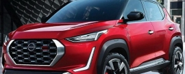Nissan presents smallest crossover of brand line