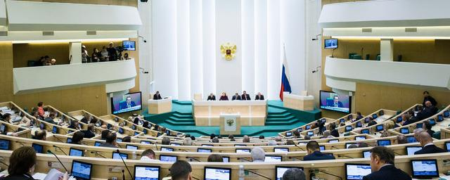 "Secretary of ""United Russia"" Party's General Council will become Vice-Speaker of Federation Council"