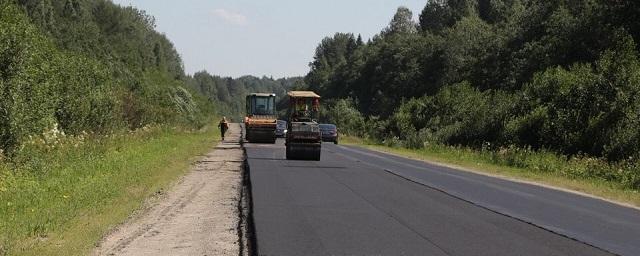 В районах Алтайского края строят дороги к фермерским хозяйствам