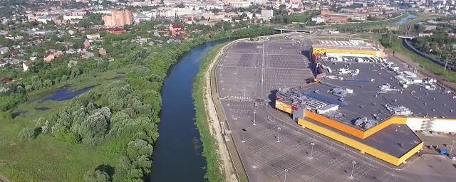 Летом 2020 года в Туле начнется строительство второго моста через реку Упа