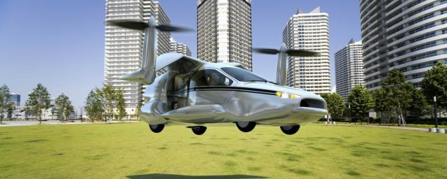 Terrafugia manufacturers of flying cars unites with Chinese AOSSCI