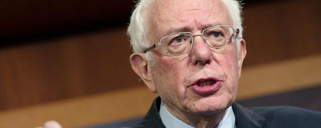 Senator Sanders: young voters played important role in Biden's victory