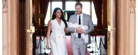 Prince Harry and Meghan Markle hid birth of son that angered family