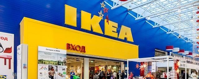 Ikea летом откроет первый магазин в черте москвы