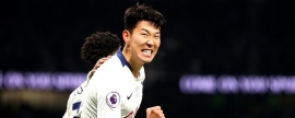 Son recognized as best player in premier league in October
