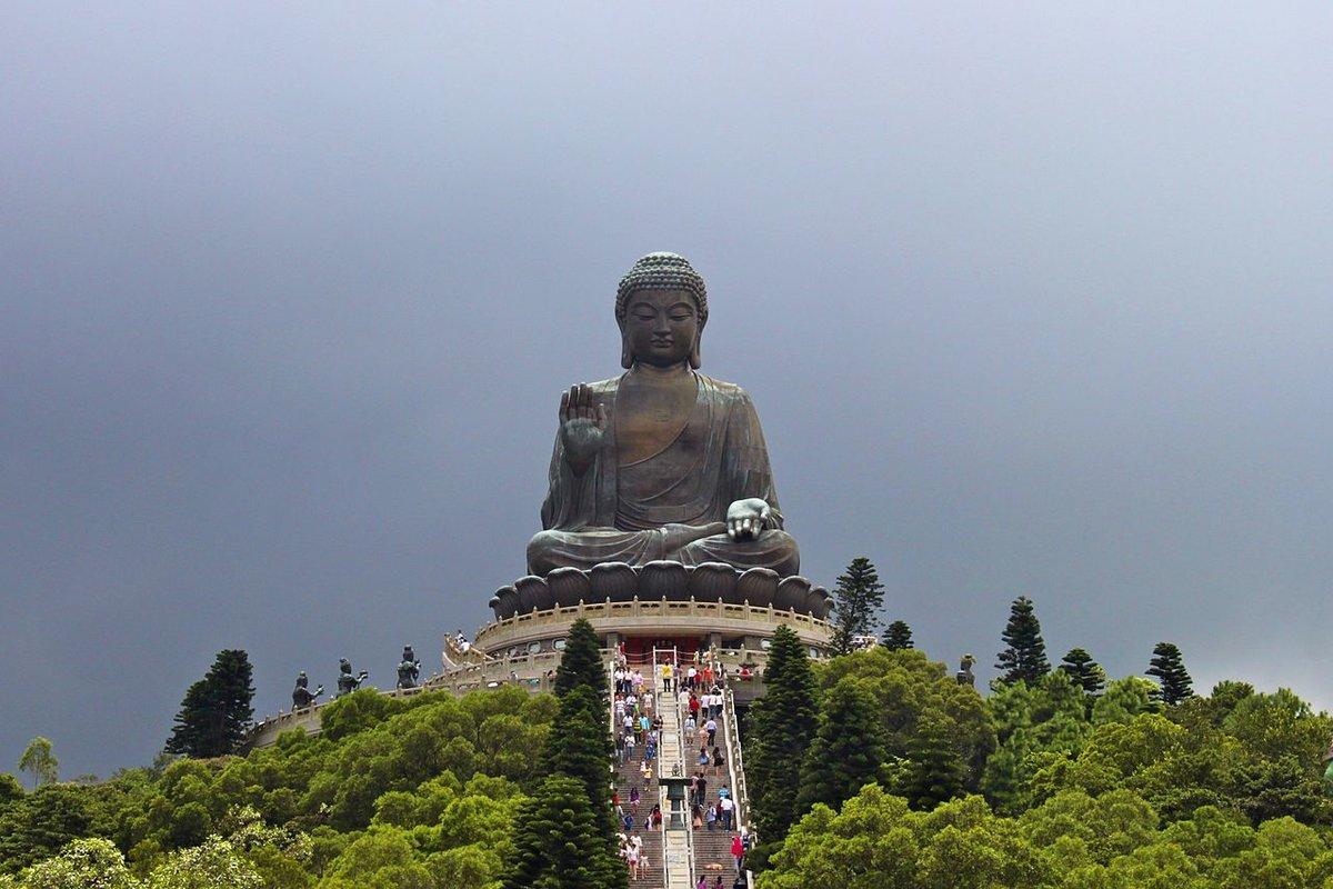В Китае отреставрируют 1,5-тысячелетнюю статую Будды