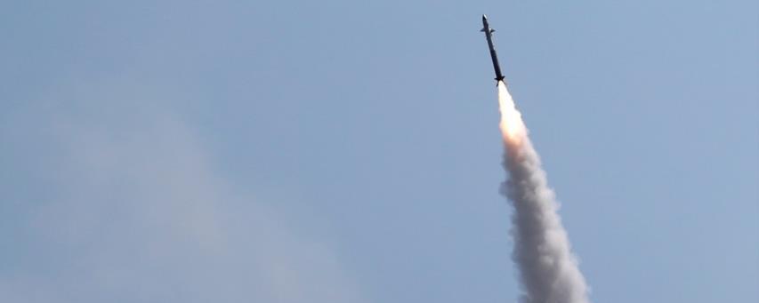 Радикалы из сектора Газа выпустили две ракеты по Тель-Авиву
