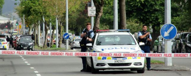Число погибших при стрельбе в Новой Зеландии выросло до 49 человек