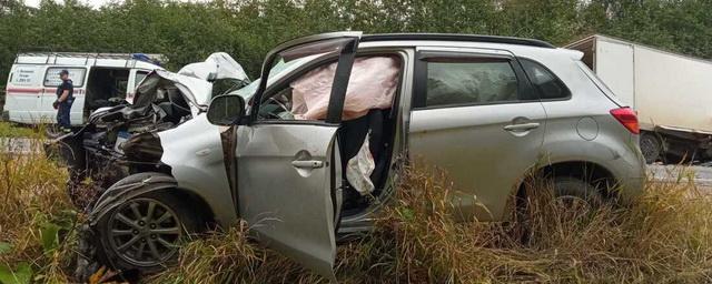 В Вологодской области в ДТП пострадали шесть человек