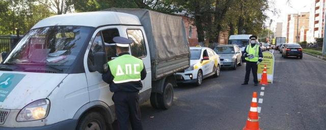 В Красногорске сотрудники ГИБДД проводят профилактическое мероприятие «Пешеходный переход»