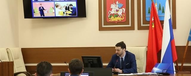 Антон Велиховский осмотрел очистные сооружения Раменского водоканала