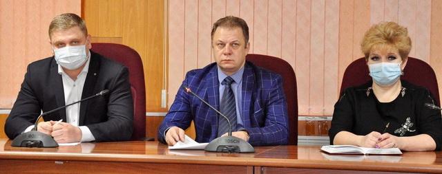 Врип главы Электрогорска провел совещание по итогам недели