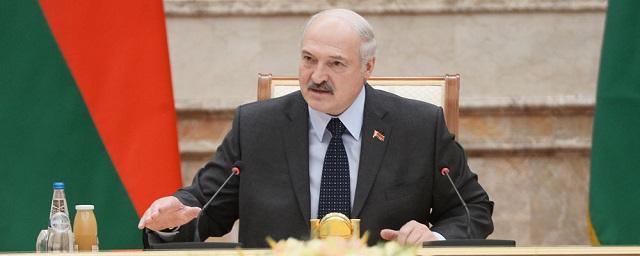 Александр Лукашенко объявил о начале работы комиссии по поправкам в Конституцию