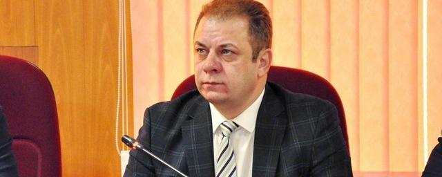 Глава Электрогорска Сергей Дорофеев 3 марта проведет прием граждан