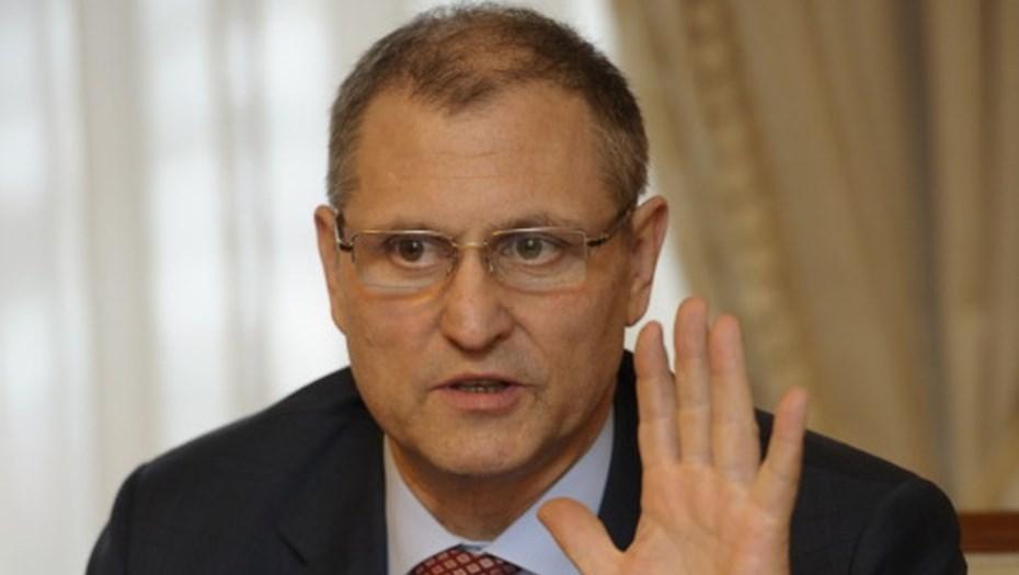 Вице-губернатор Петербурга Евгений Елин официально покинул Смольный