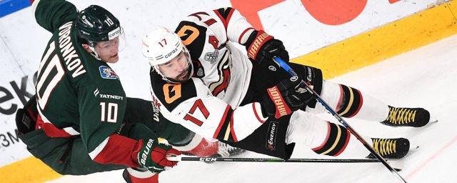 «Авангард» во второй раз выиграл у «Ак Барса» в финале Востока КХЛ
