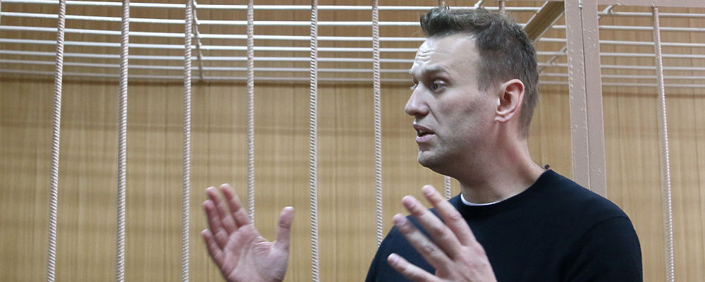 Навальный рассказал о тюремной голодовке и «пытке» курицей
