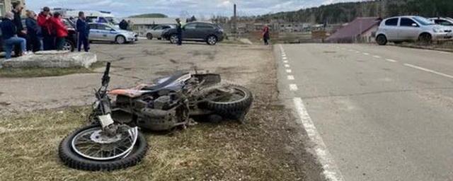 В Иркутской области за два дня в ДТП погибли два мотоциклиста