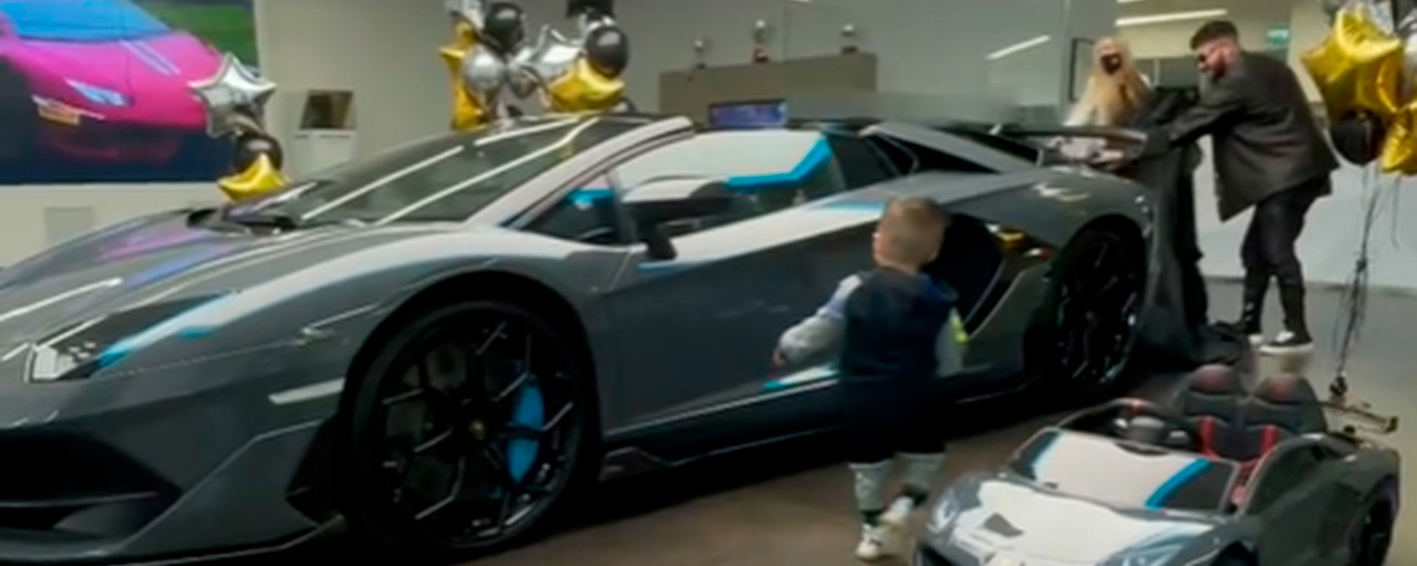 Тимати купил спорткар за 20 миллионов рублей и вызвал споры в Сети - Видео
