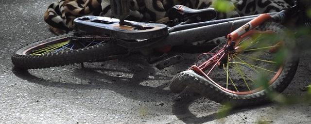 В Екатеринбурге трамвай сбил школьницу на велосипеде