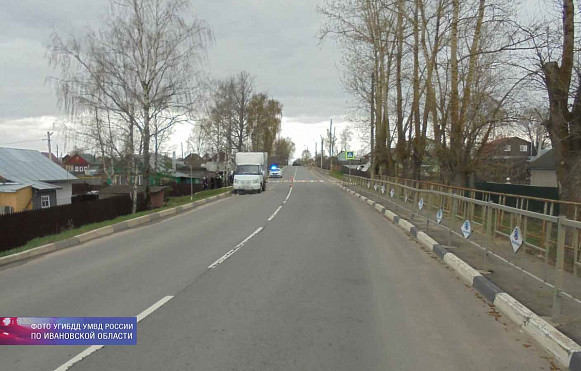 На трассе «Приволжск-Плес» шестилетний мальчик угодил под колеса грузовика