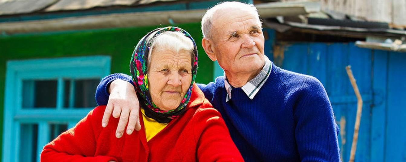 Теперь я верю, что русские пенсионеры с маленькой пенсией живут лучше, чем американские с большой: наглядные примеры из жизни