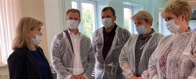 В школах Электрогорска проверили организацию горячего питания учащихся