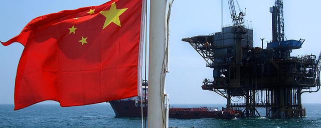 С начала года Китай снизил импорт нефти и увеличил импорт газа