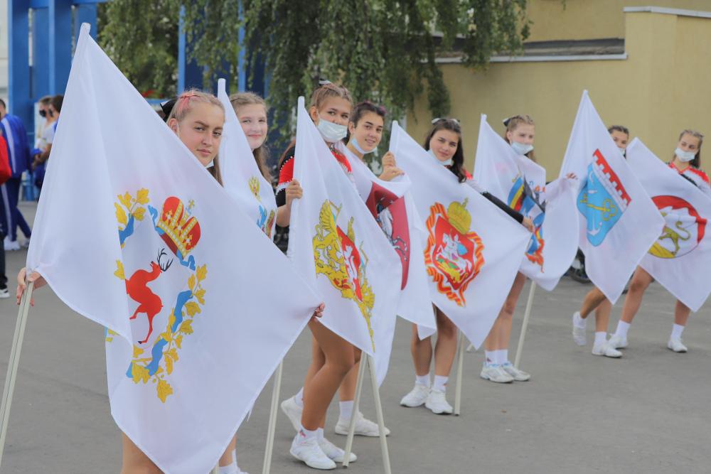 В Дзержинске открылся чемпионат России по футболу среди лиц с заболеванием ЦП