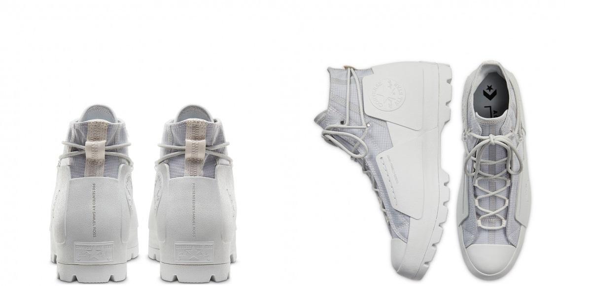 Компания Converse разработала совместную коллекцию обуви с A-Cold-Wall*