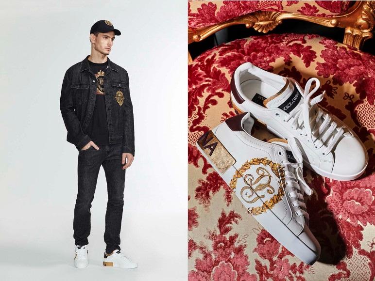 Dolce & Gabbana разработали коллекцию мужской одежды специально для России