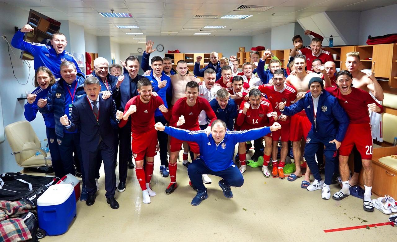 Ожидаемый результат: как российская «молодёжка» на шаг приблизилась к Евро